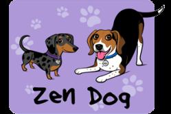 Zen Dog Logo